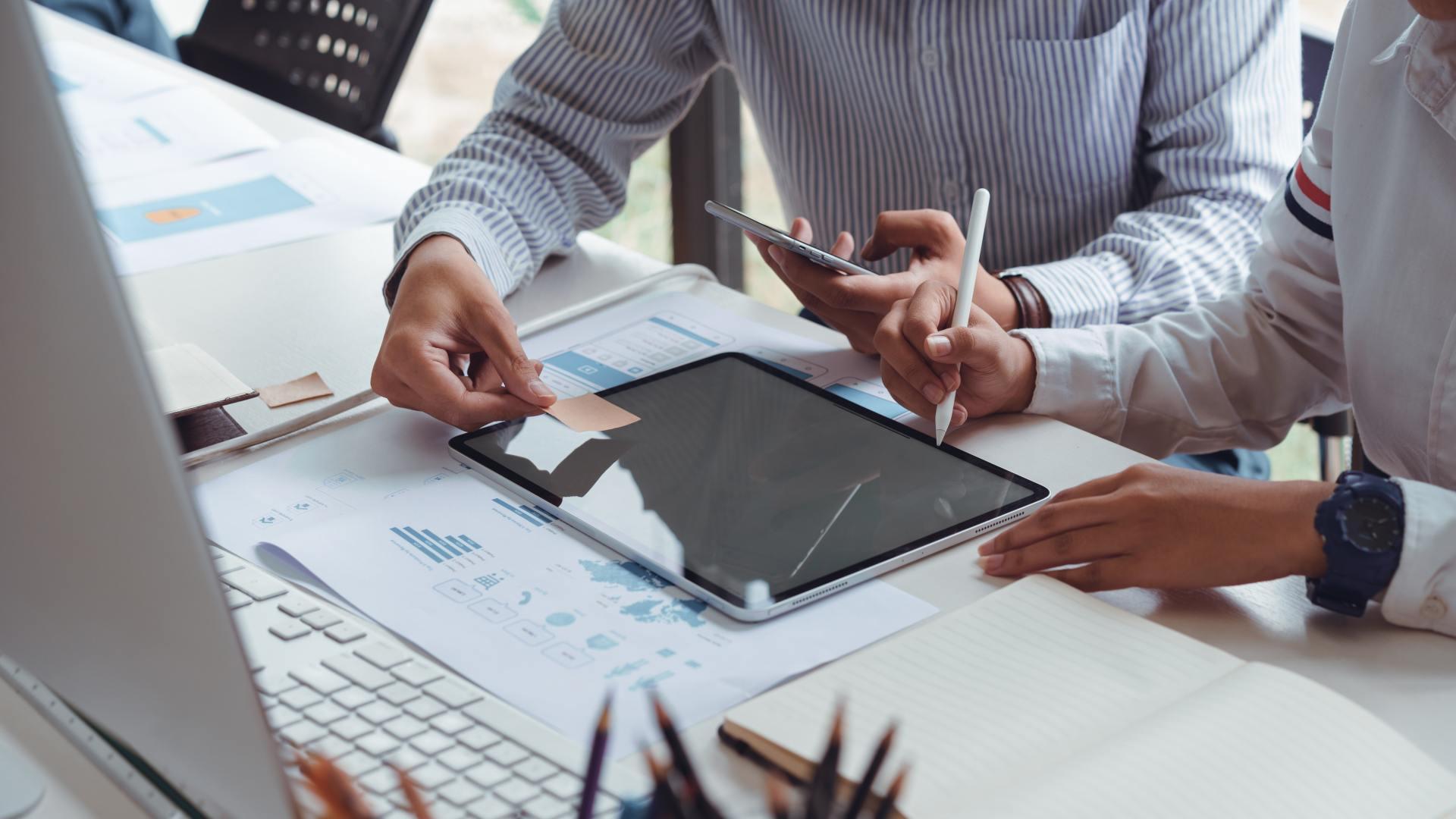 Konsequentes Digitalisieren beschleunigt die Auftragsbearbeitung
