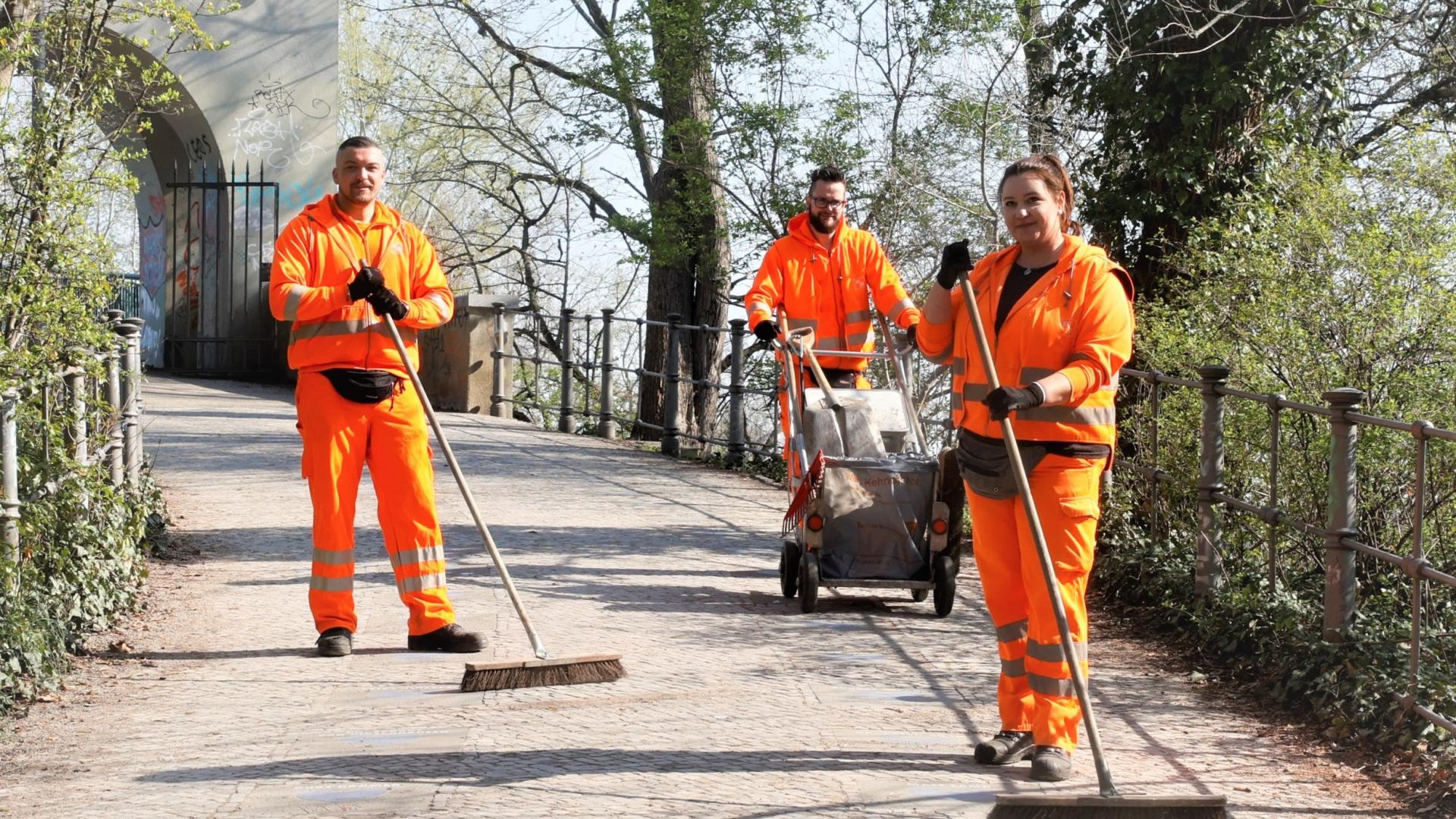 Warum die Berliner Stadtreinigung die Gruppenarbeit in der Reinigung neugestaltet hat.