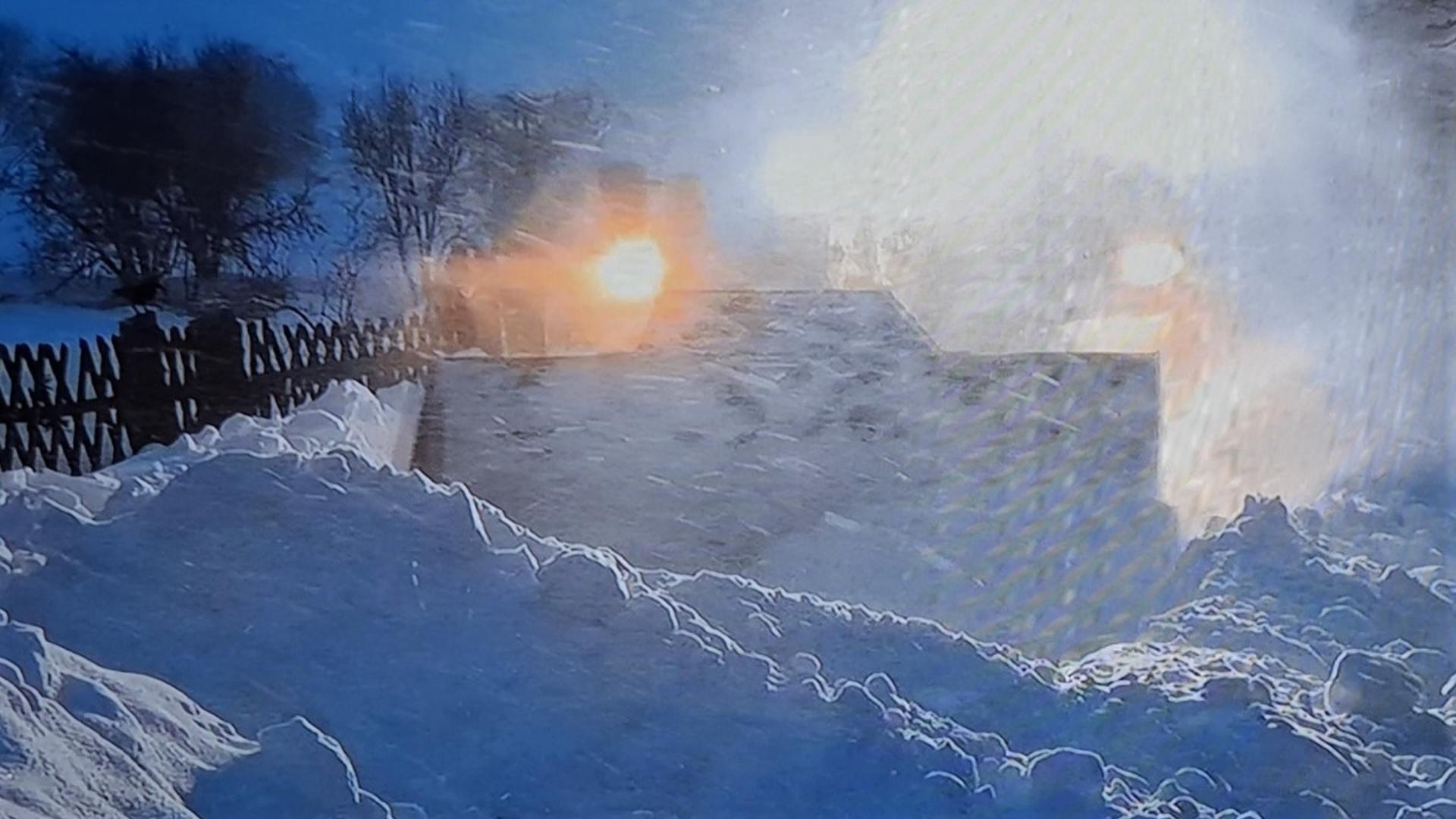 Extremwetterlagen mit Schneechaos und Tiefsttemperaturen