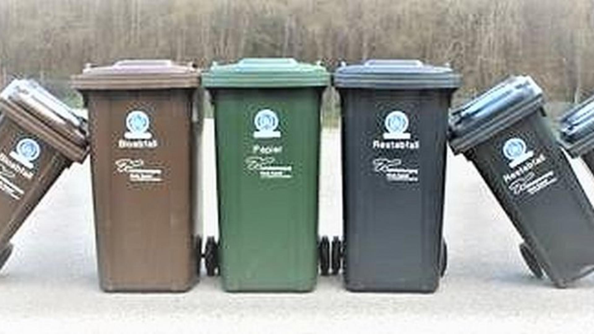 Warum entscheidet sich die Abfallentsorgung Kreis Kassel für Abfallbehälter mit dem Blauen Engel?