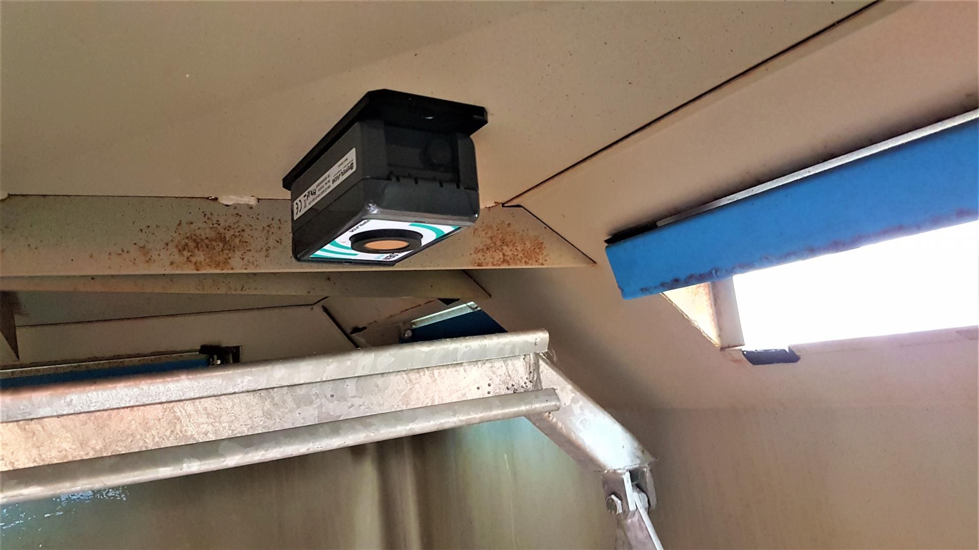 Füllstandsensoren in intelligenten Abfallbehältern (Smart Bins)
