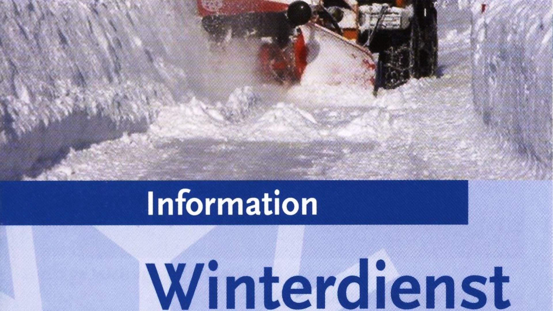 Wie Öffentlichkeitsarbeit die Zufriedenheit mit dem Winterdienst verbessern kann.