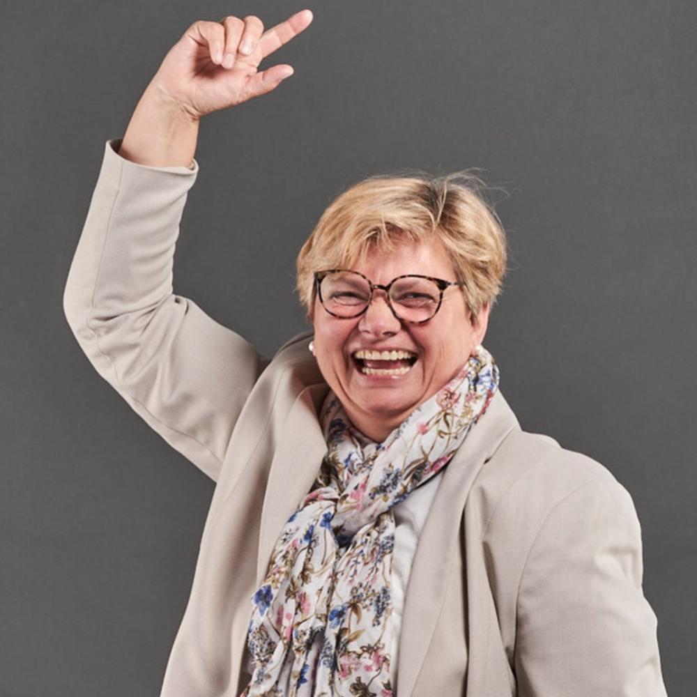Margit Klinken